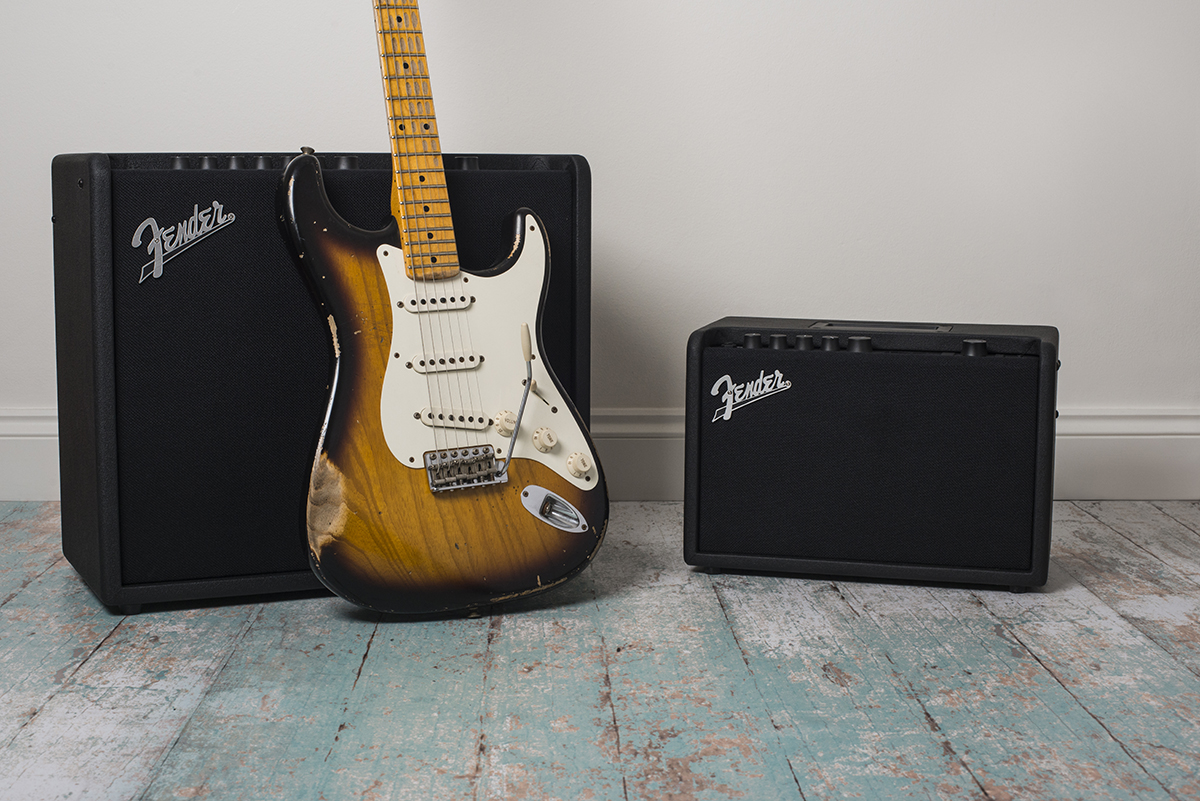 Fender Mustang Gt 40 100 The Guitar Magazine Home Switches 4 Way Amps Have Come A Long Since Woody Models Of Seven Decades Ago Chris Vinnicombe Revs Up Pair New