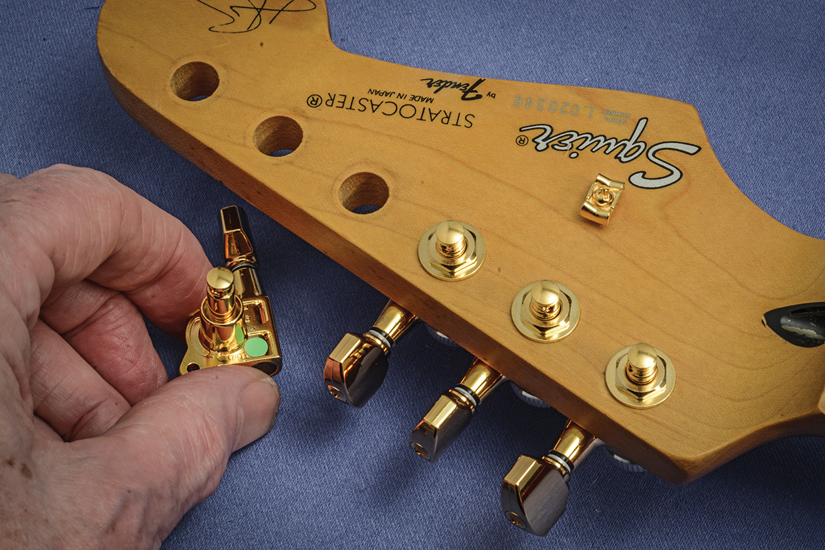 DIY 'Hankcaster' Conversion - Guitar com | All Things Guitar