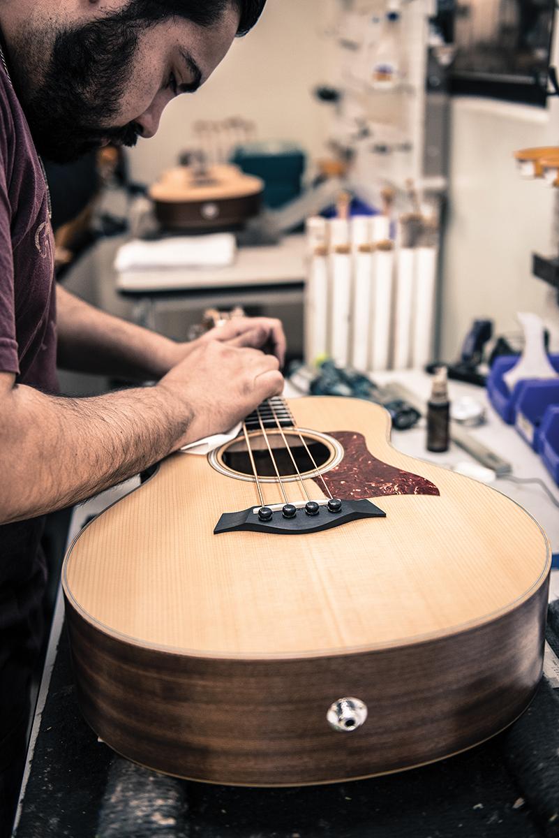 Taylor GS Mini-e Bass Review - Guitar com | All Things Guitar
