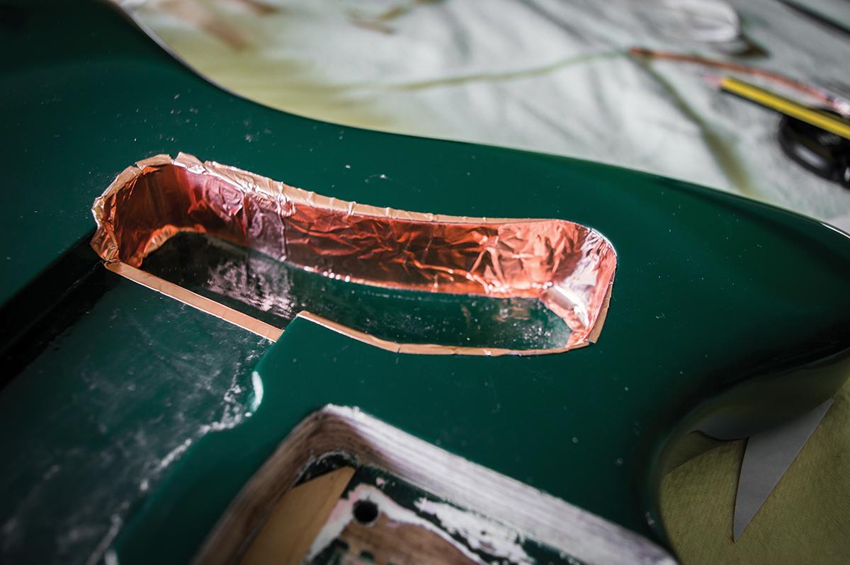 Install Mustang Guitar Wiring Diagram Diy Workshop Jazzmaster Bridge Upgrades Fender