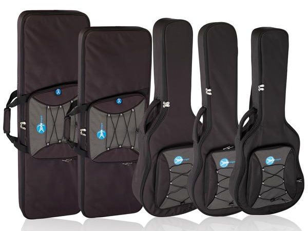 ProRockGear pad up with new lightweight cases