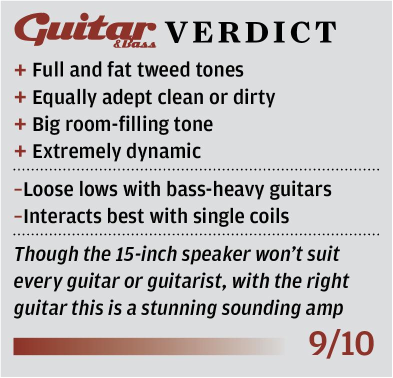 Fender '57 Custom Pro-Amp Review - Guitar com | All Things