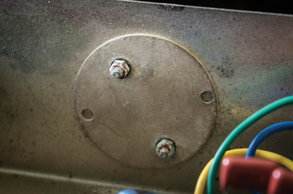 Diy Workshop Marshall 1930 Popular The Guitar Magazine Electrical Wiring Reassurance With Diagram Only Way To Sort Noise Issue Completely Was Connect Screen Grid Resistors Directly Onto And Reconnect Control Circuitry Between