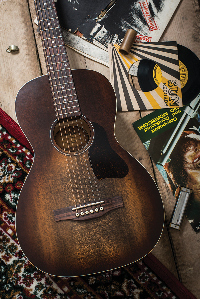 Art Lutherie Roadhouse Review All Things Guitar Mercury Battery Replacement For Antique Instruments Small Bodied