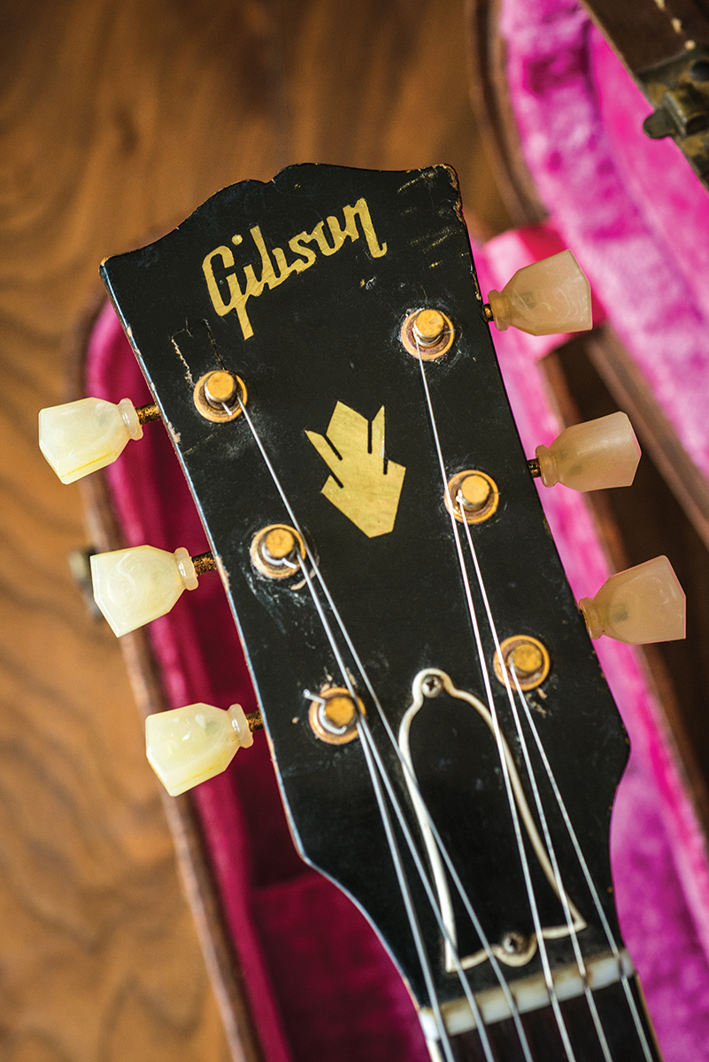 Revive Your 335 Get Pro Tone From Gibson Or Epiphone Re Hi Need Some Help Rewiring My Guitar Can Anybody Me Out Instead Of Threading The Strings Through Back Tailpiece In Traditional Manner Thread Them Front And