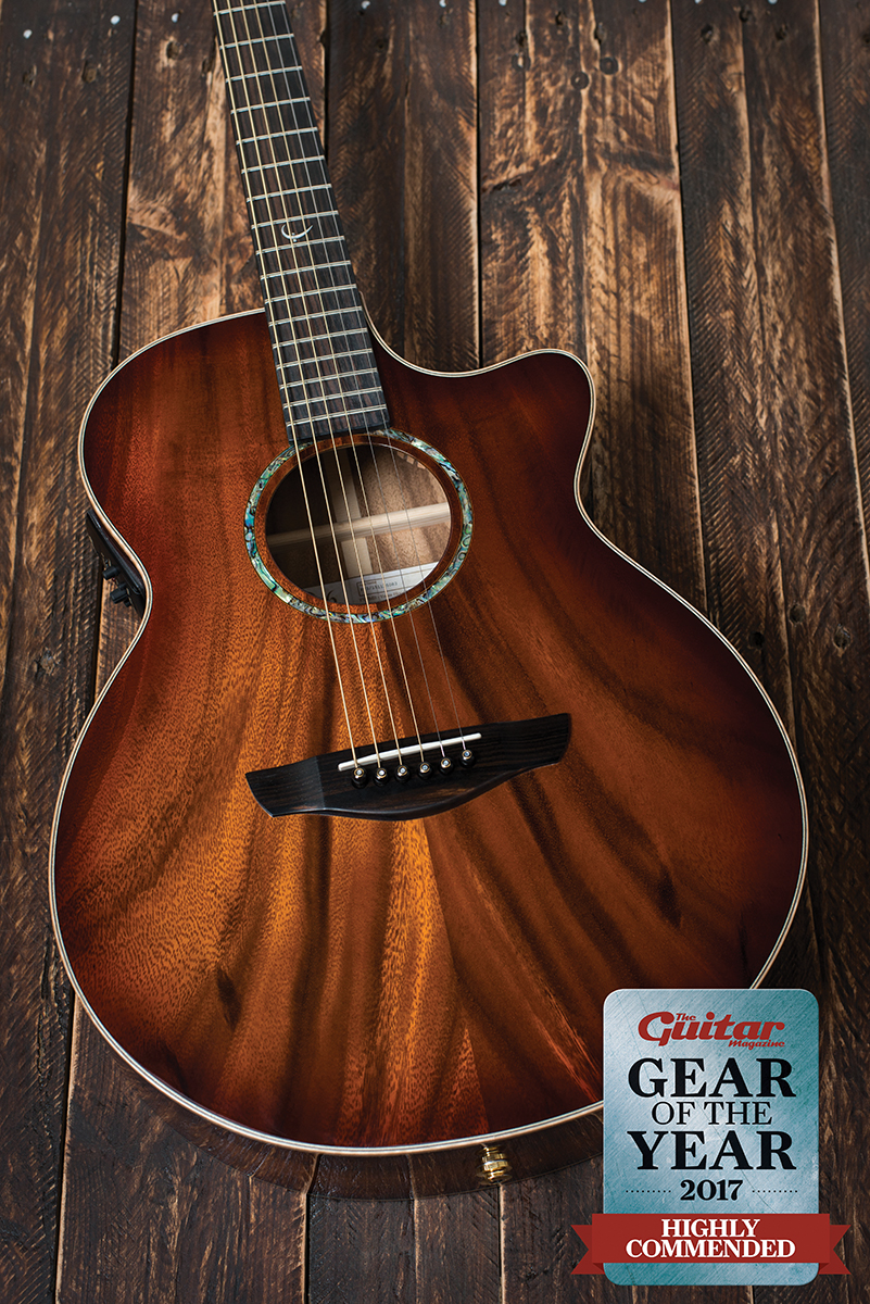 Gear Of The Year 2017 Best Acoustic Guitar Under 1 000