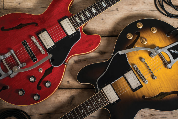 Revive Your 335: Get pro tone from your Gibson or Epiphone