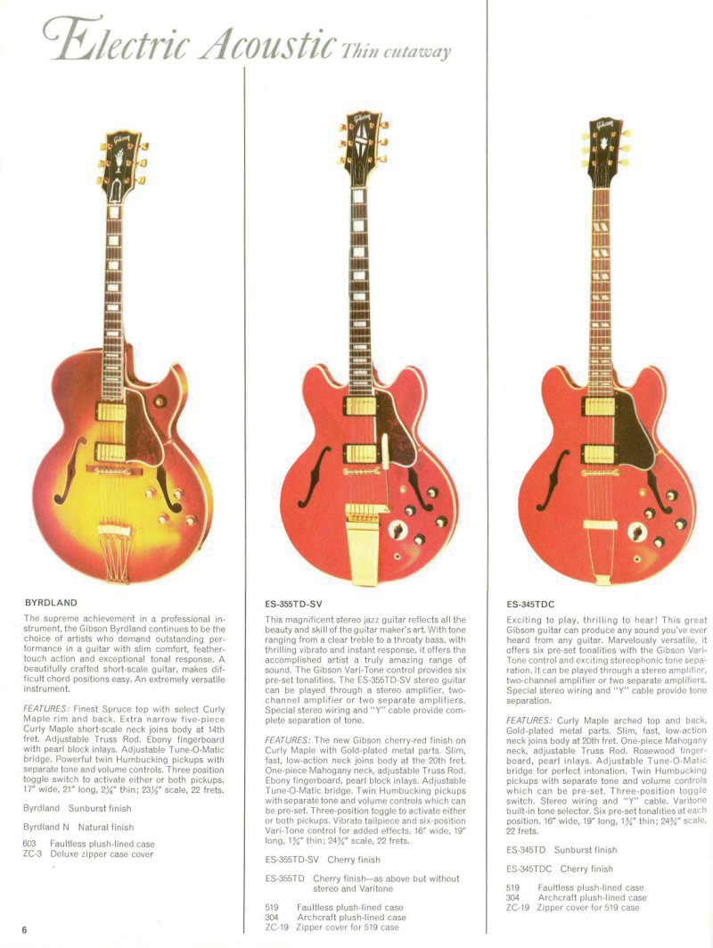 Revive Your 335 Get Pro Tone From Gibson Or Epiphone Humbucker 1 Volume 3 Wiring Diagram On Guitar No Pot Nearly Six Decades Later 1958 Might Appear To Be The Year That King Midas Came Work For Gibsons Rd Department In Reality Other Big Launches