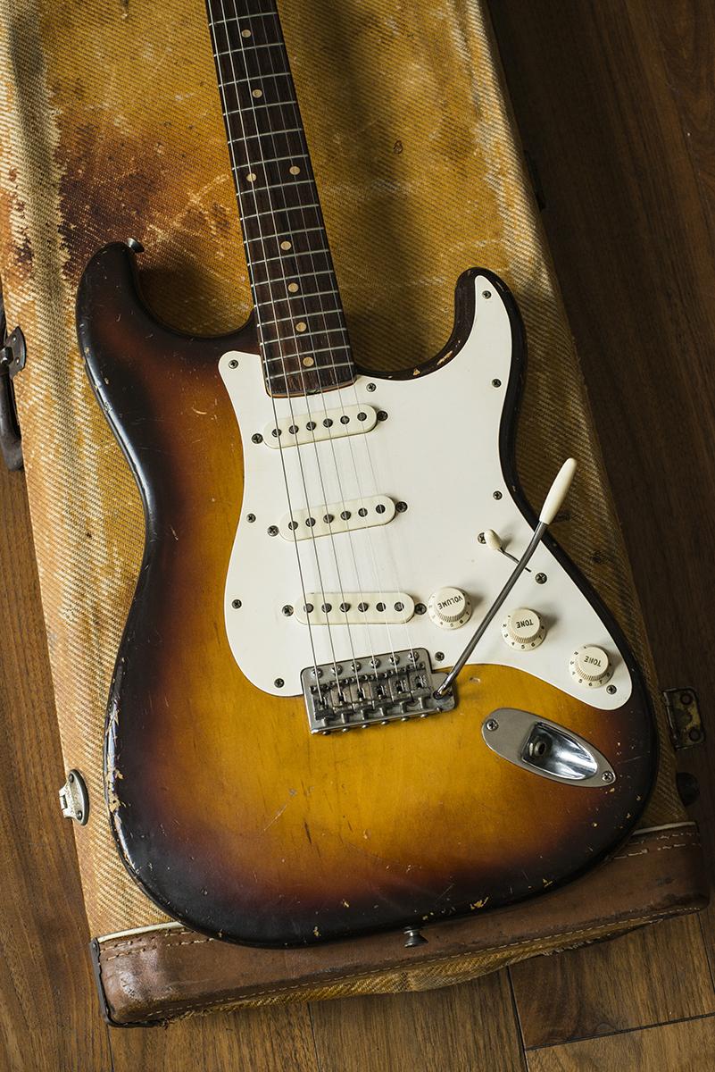 1959 Stratocaster fender