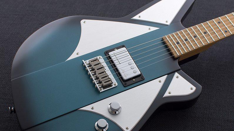 Billy Corgan has a new signature guitar