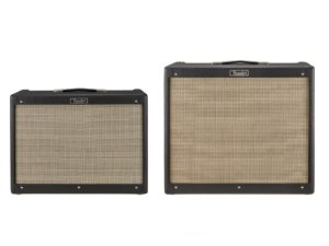 The Deluxe and Deville Amps