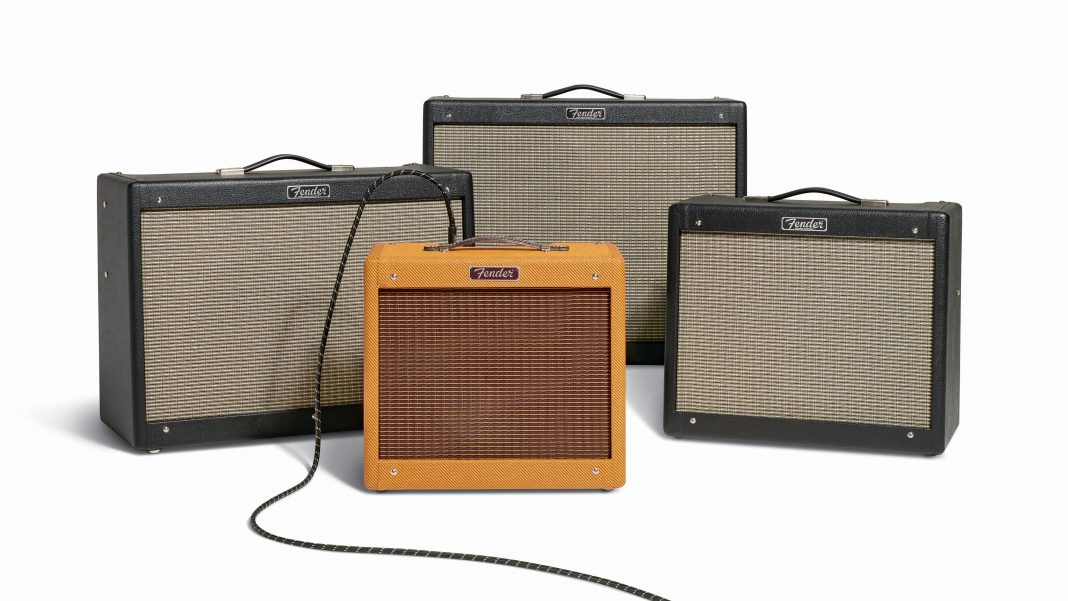 Fender refreshes Hot Rod and Rumble amplifiers