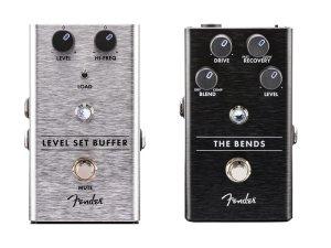 Fender level and compressor