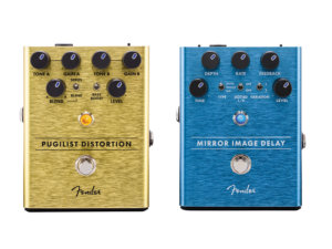 Fender Distortion and Delay