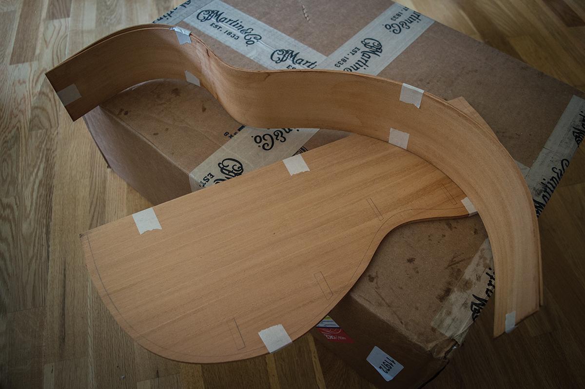 diy workshop martin guitar kit build part 1 the guitar magazine the guitar magazine. Black Bedroom Furniture Sets. Home Design Ideas