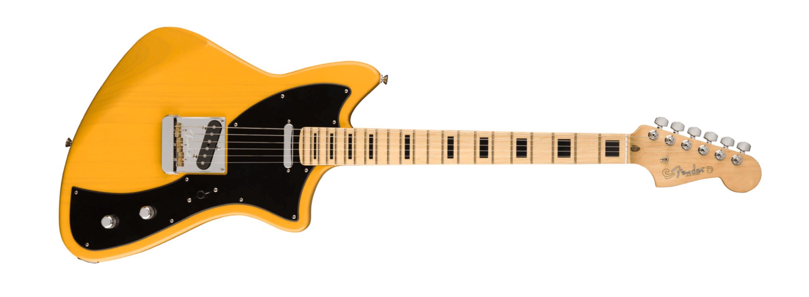 Namm 2018 Fender Reveals Parallel Universe Series Eric