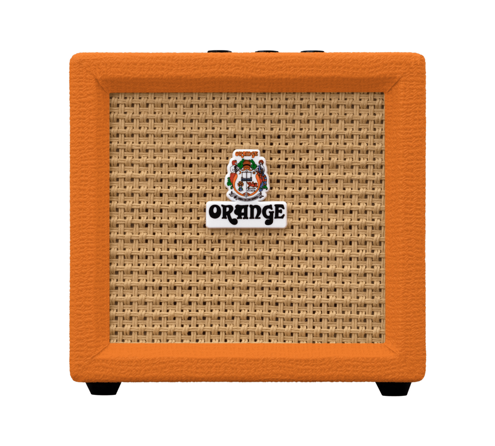 Namm 2018 Orange Amplification Release The Crush Mini