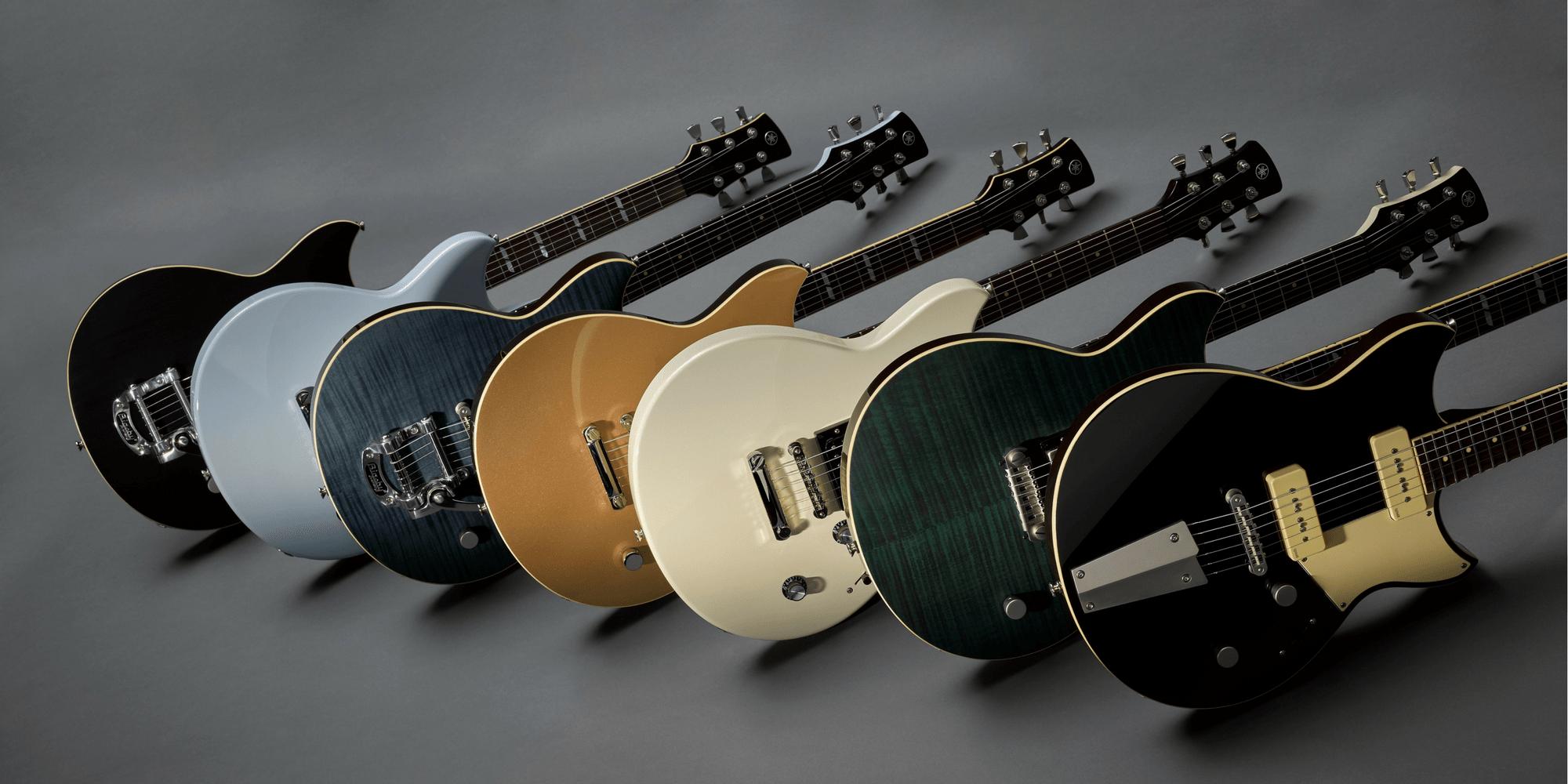 namm 2018 yamaha adds 6 new guitars to its revstar range the guitar magazine. Black Bedroom Furniture Sets. Home Design Ideas