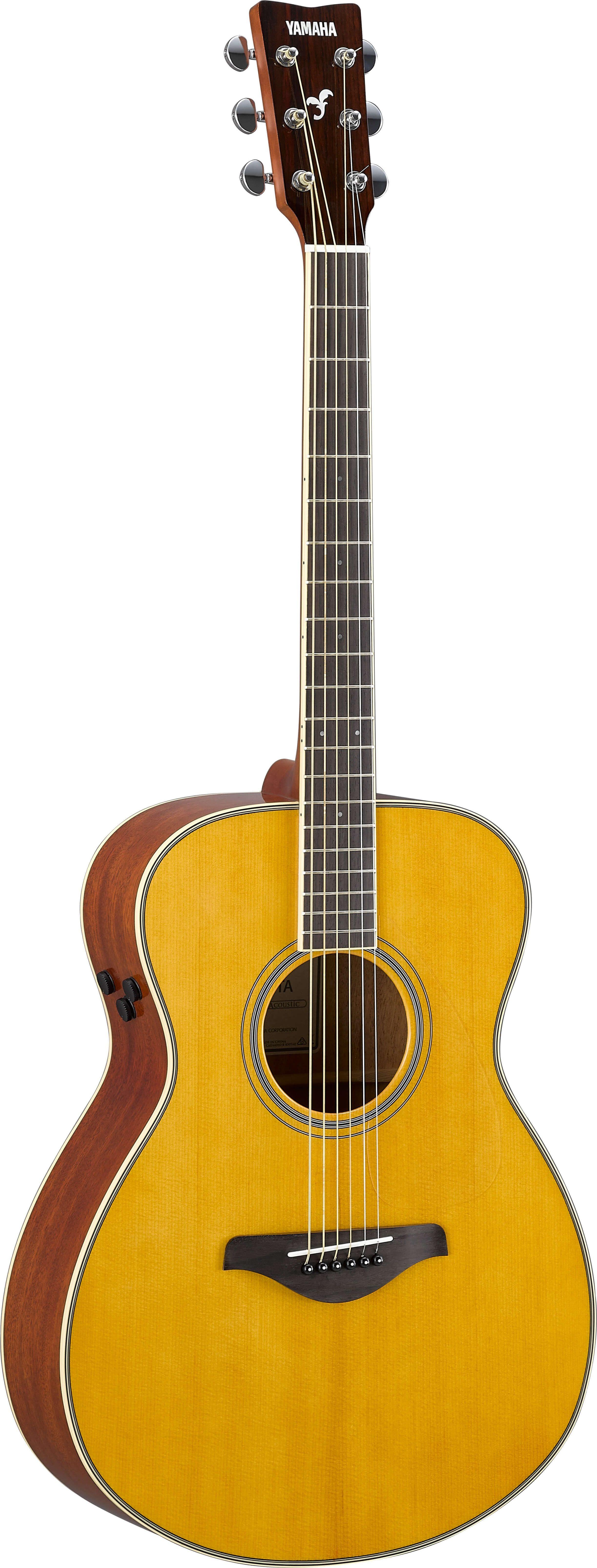 Namm 2018 yamaha announces affordable fg transacoustic for Yamaha fs 310 guitar