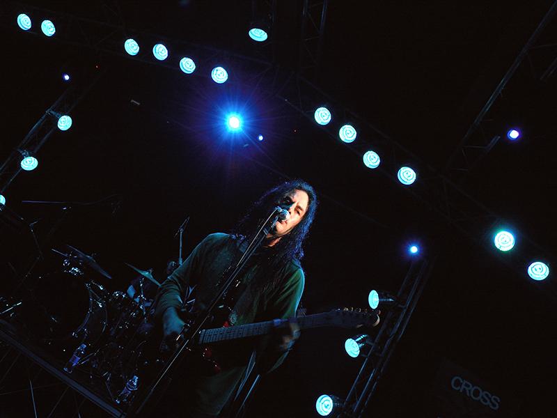Richie Kotzen live