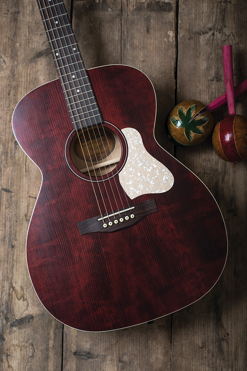 art lutherie legacy tennessee red review all things guitar. Black Bedroom Furniture Sets. Home Design Ideas