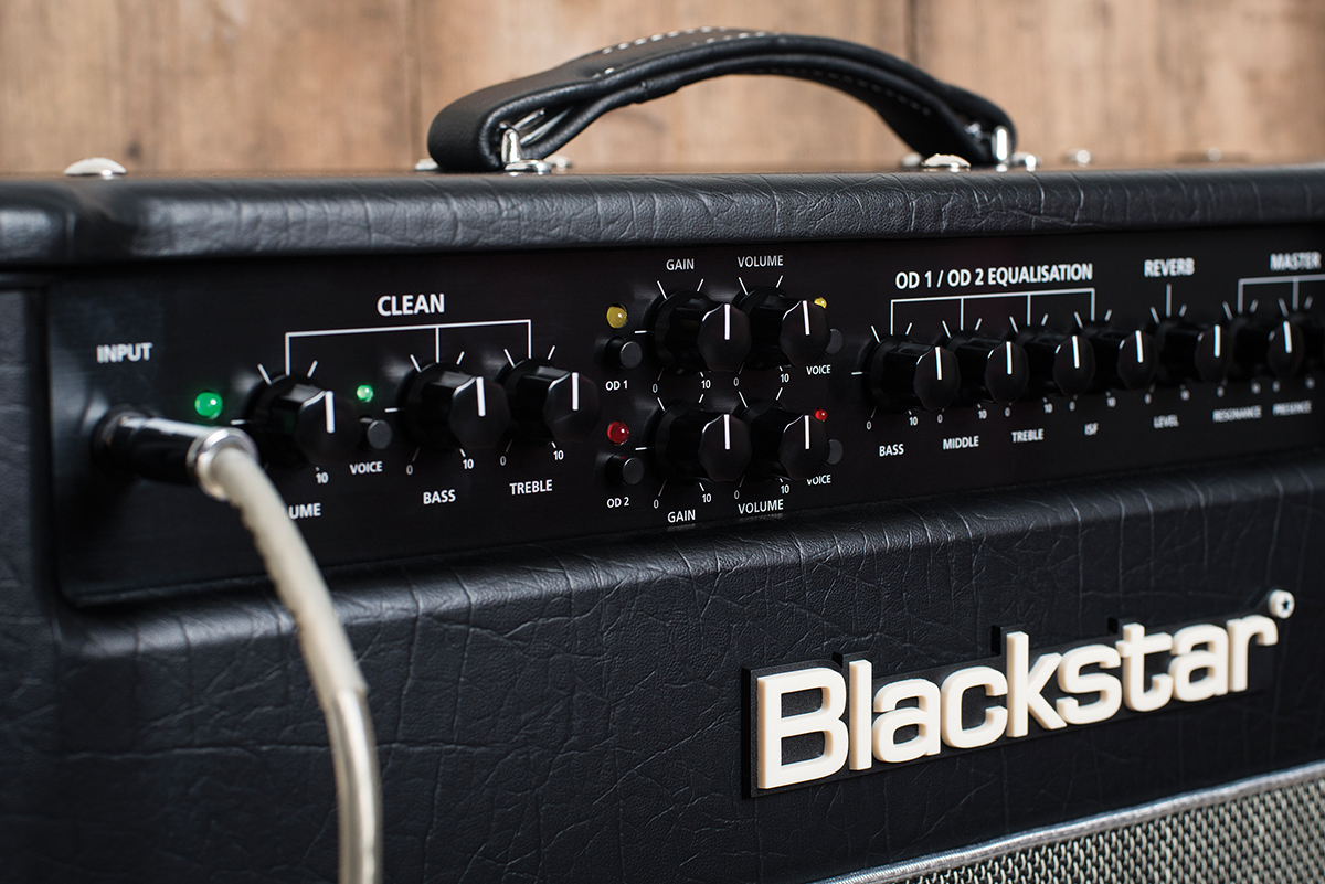 Blackstar Ht Venue Mkii Club 40 Stage 60 212 The Guitar Magazine 60w Bass Amplifier Class Of 2010 No Mean Feat Considering That Original Series Includes Some Most Popular Affordable Valve Amplifiers On Planet