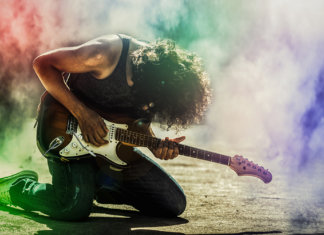 Five guitarists on road to fame