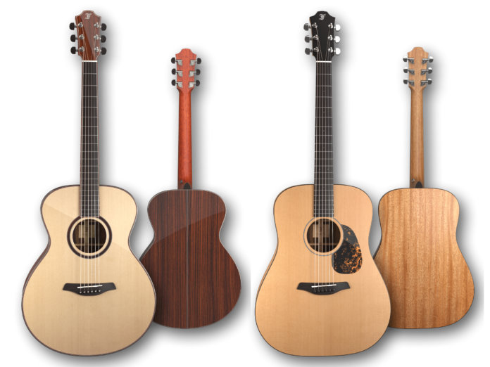 Furch Color Line acoustic guitar