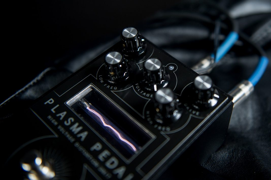 Gamechanger's Plasma Pedal turns your guitar into pure electricity