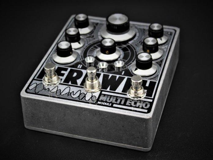 JPTR FX Fernweh Delay pedal