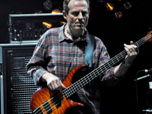 John Paul Jones bass