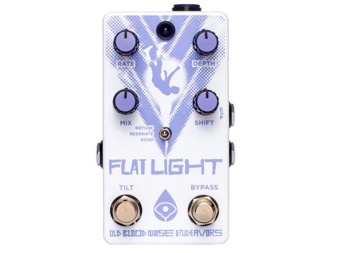 Old Blood Noise Flatlight Flanger pedal