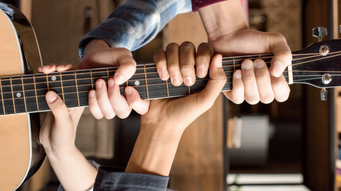 How to find notes on fretboard