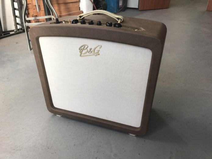 Bng Guitars Prototype Amp