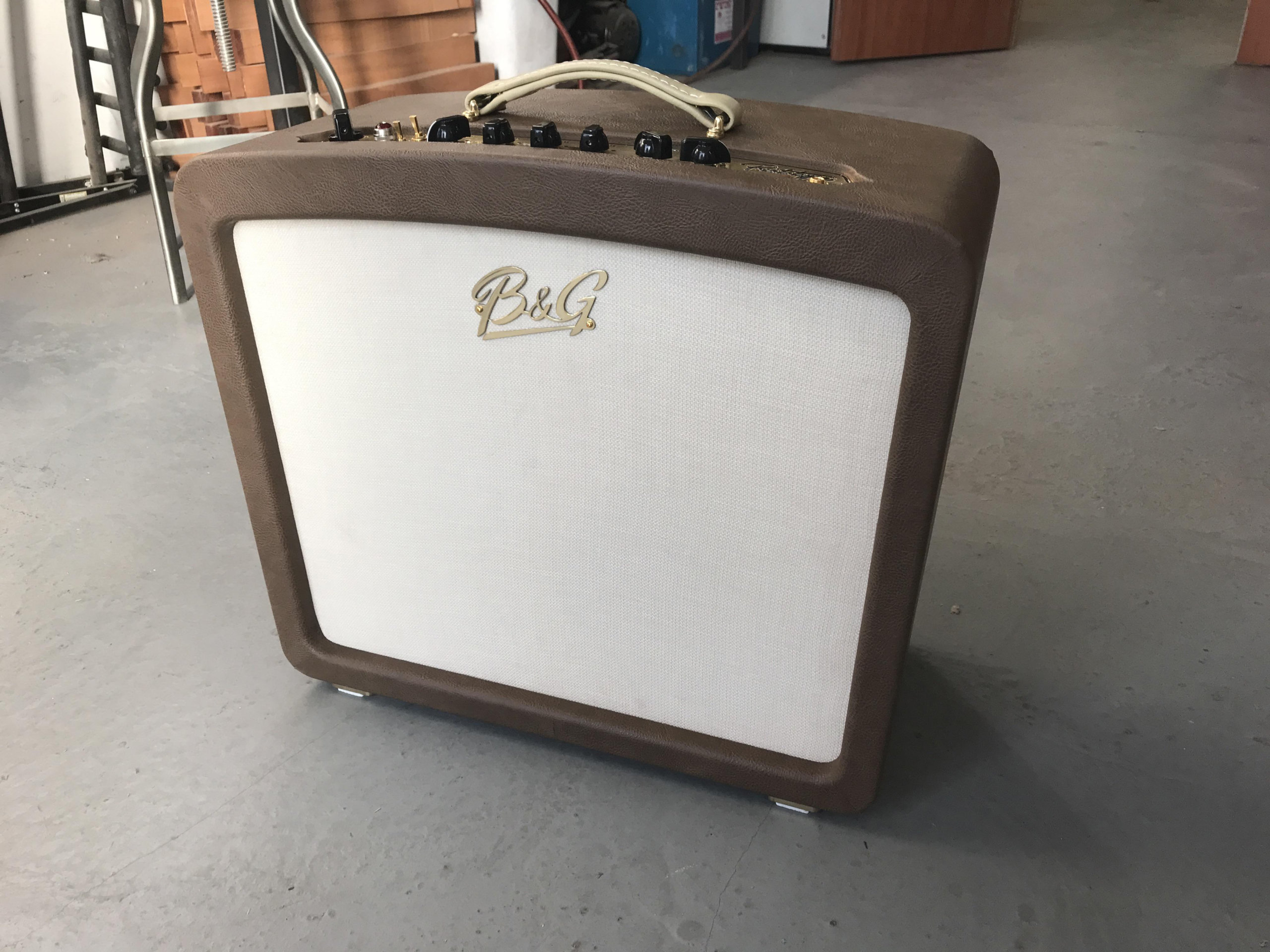 Vintage tube amps inspire B&G Guitars' new Prototype
