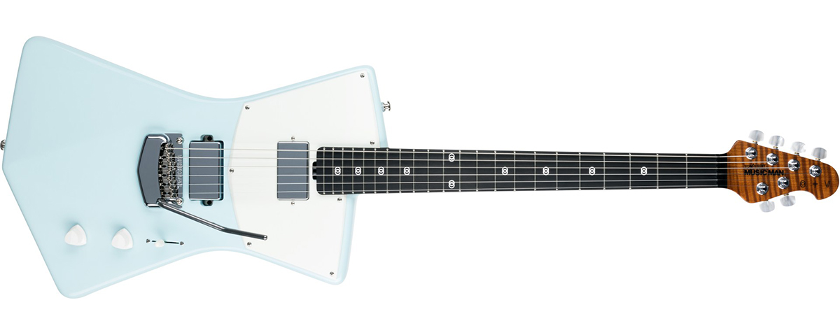 Ernie Ball Music Man St Vincent