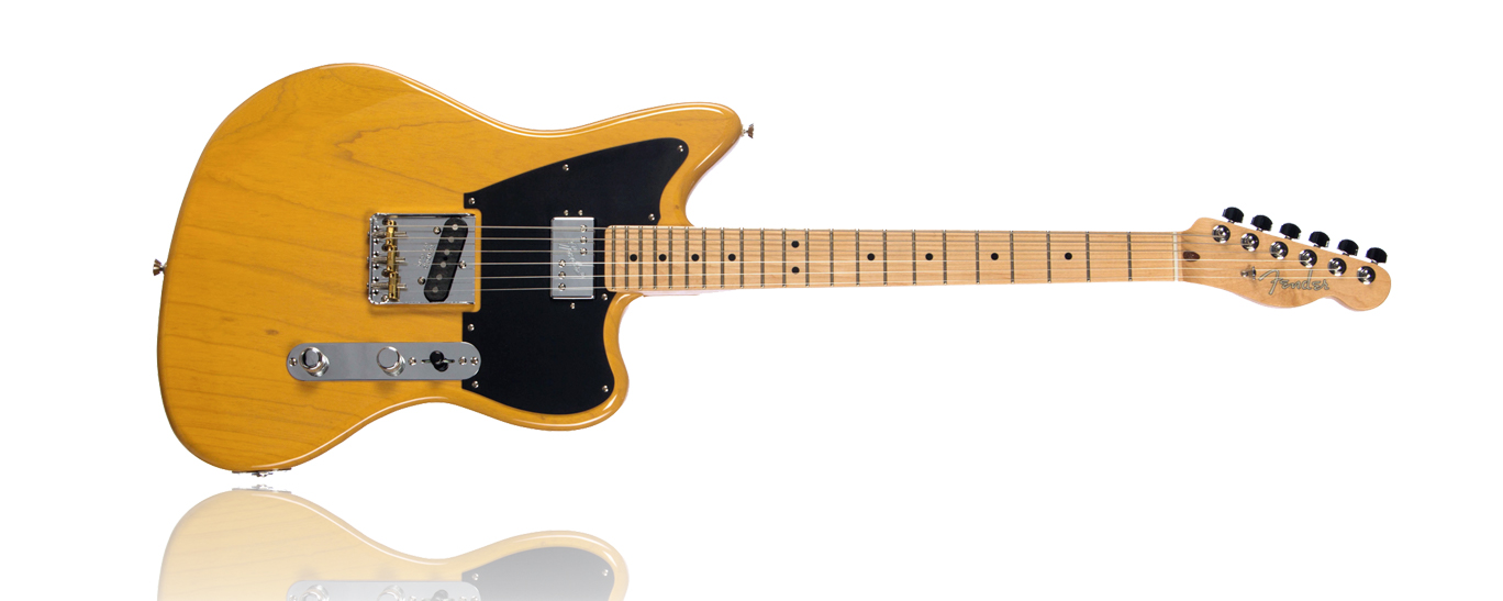 Fender Offset Telecaster FSR Butterscotch Blonde