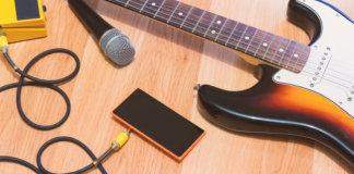 iPhone make music