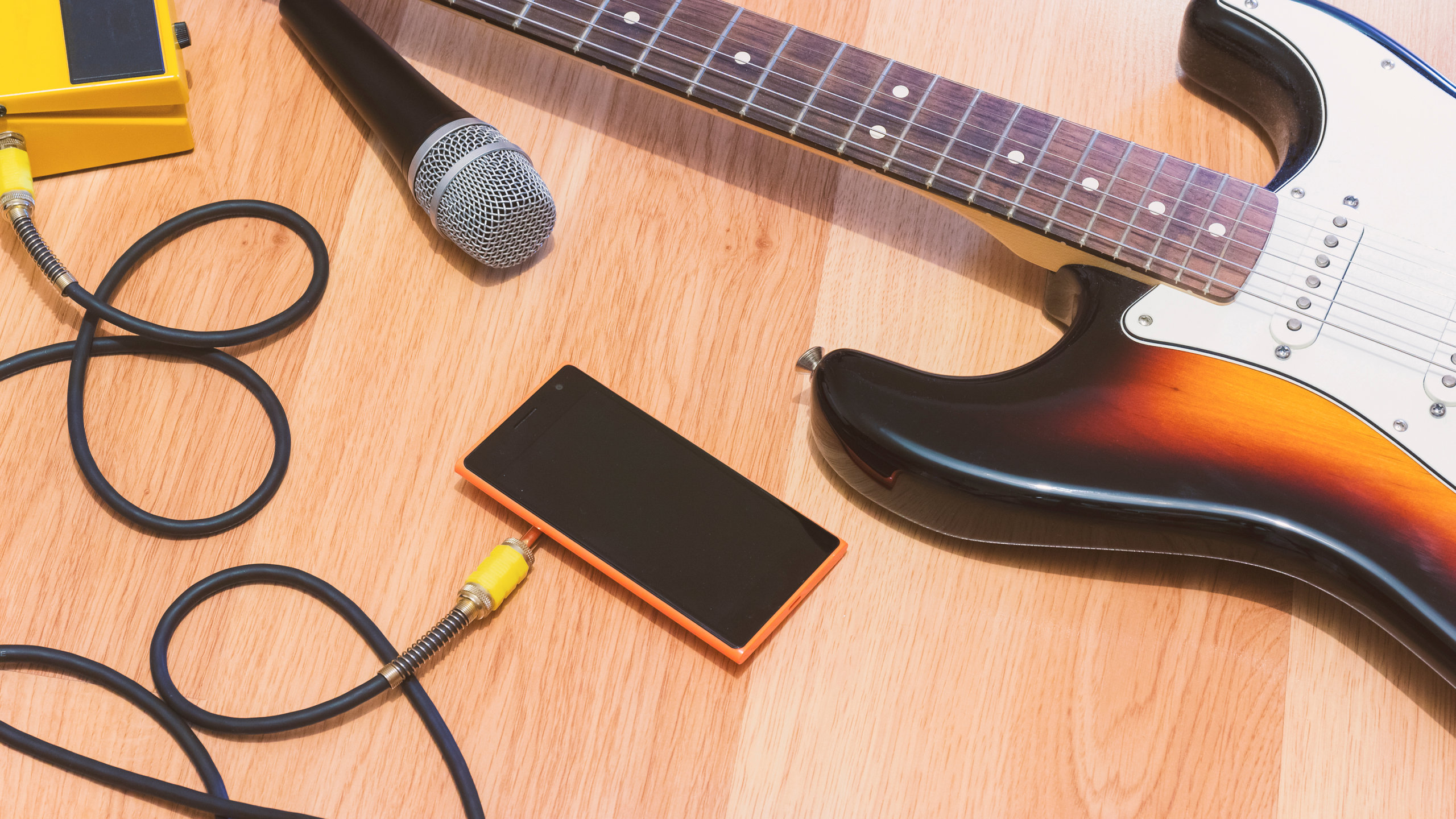 How the iPhone can help you make music