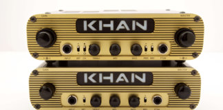 Khan Pak Single and Dual Channel Amp