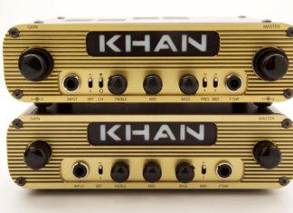 Khan Pak Single and Dual Channel Amp