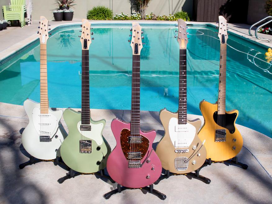 Koll Guitars unveils new models