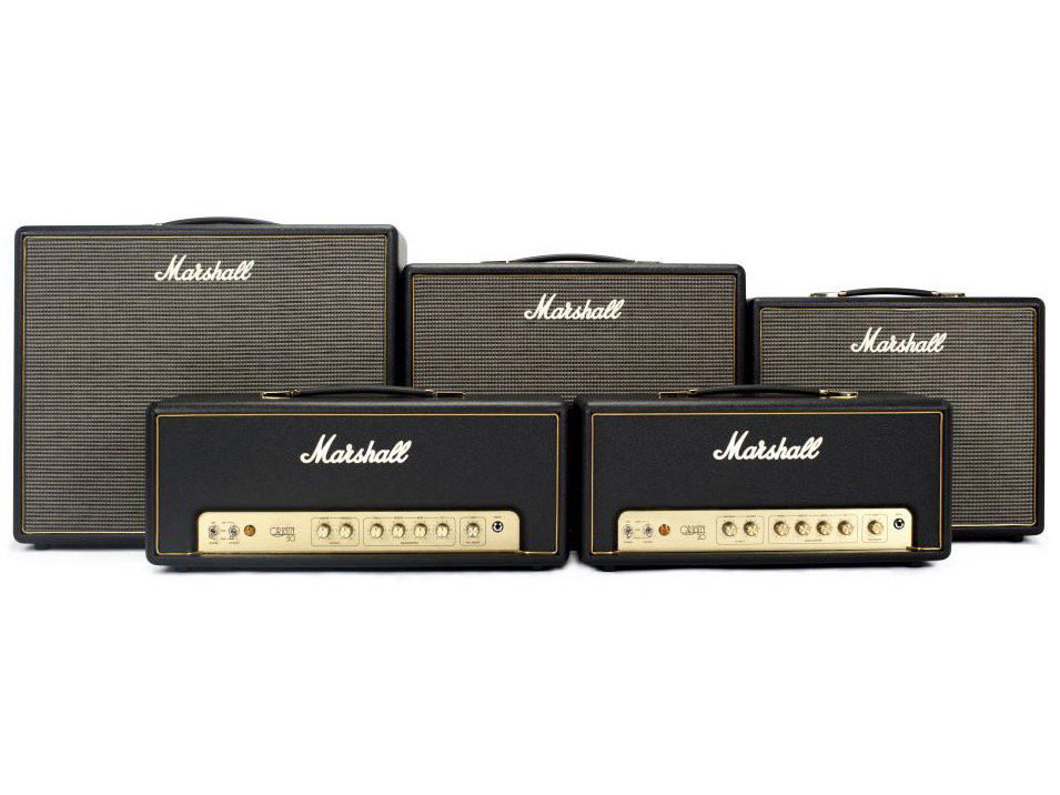 Marshall amps Origin