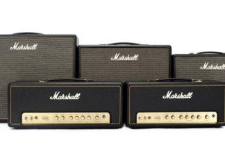 Marshall Amps Origin series