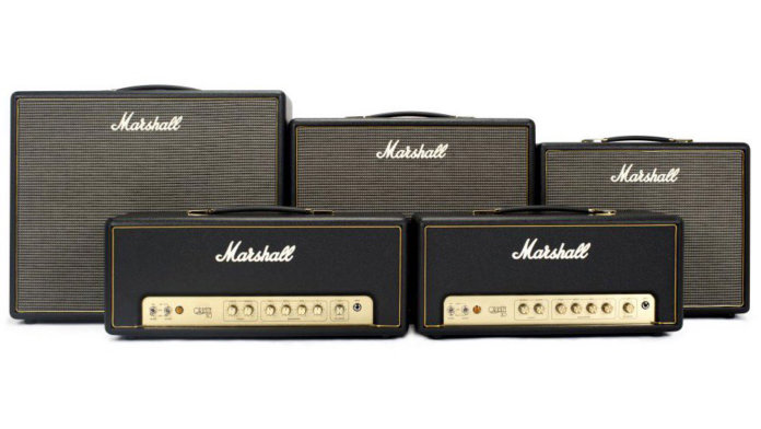 Marshall Amps Origin series