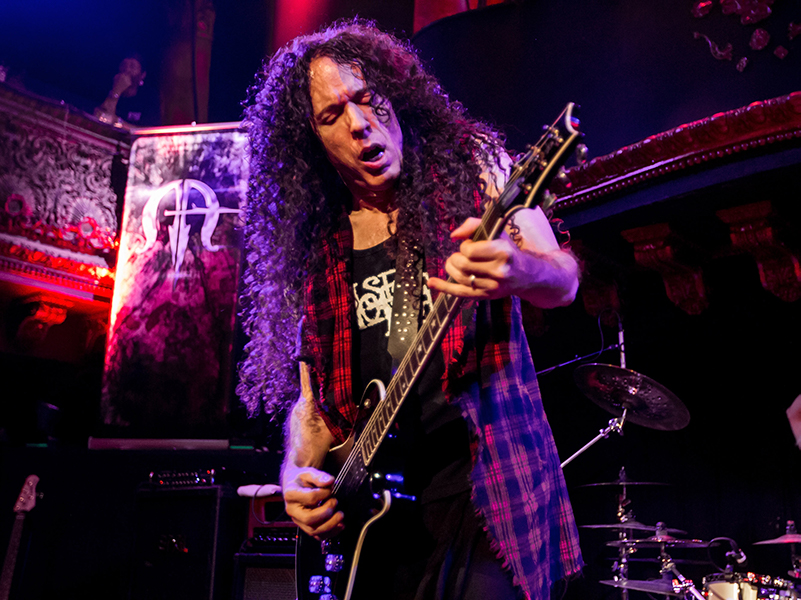 Marty Friedman guitar live concert