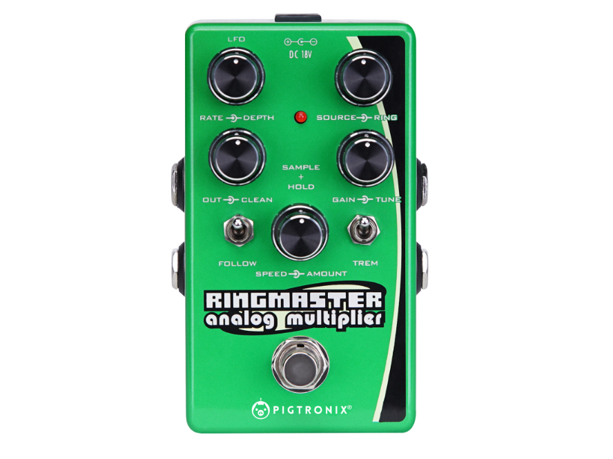 Pigtronix releases the Ringmaster Analog Multiplier