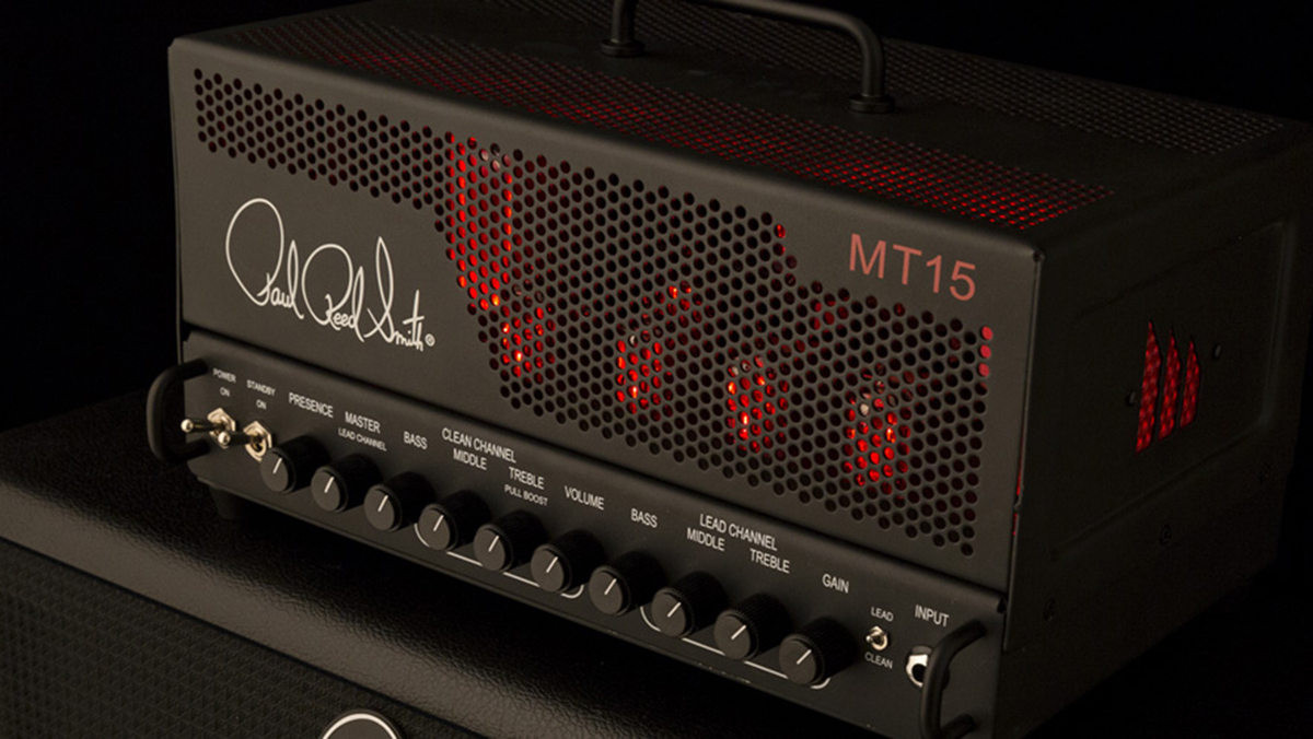 Mark Tremonti gets his first signature amplifier