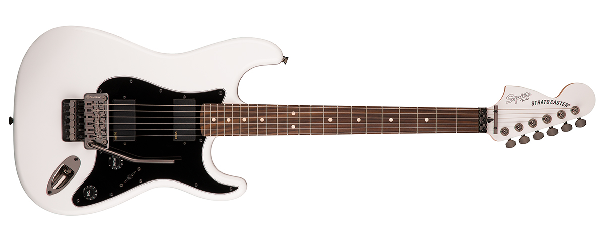 The Squier Contemporary Active Stratocaster
