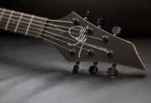 Sully Conspiracy Series headstock